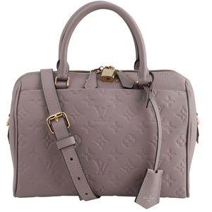 Louis Vuitton Speedy Empriente Bandouliere